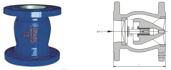DRVZ(H42X)静音止回阀的内部流道采用流线型设计,压力损失极小,阀瓣启闭行程非常短,停泵时可以快速关闭,防止巨大的水锤声,并具有静音关闭的特点。该静音止回阀由阀体、阀座、导流体、阀瓣、轴承及弹簧等主要零件组成。DRVZ静音式止回阀主要用于给排水、消防、暖通系统,可安装于水泵出口处,以防止倒流及水锤对水泵的损害,有效的保护了水泵的正常的运行。